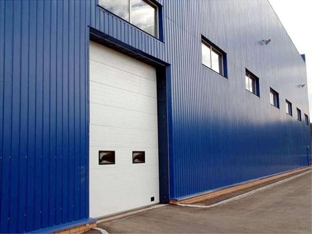 Здания и сооружения с металлическим каркасом цена стоимость