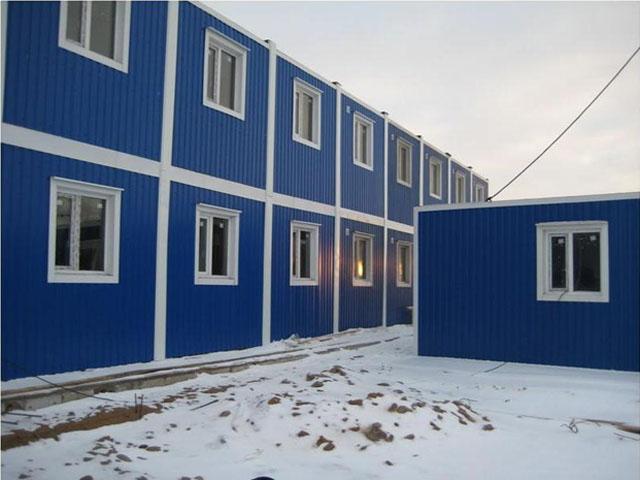 Модульные здания цена стоимость работ