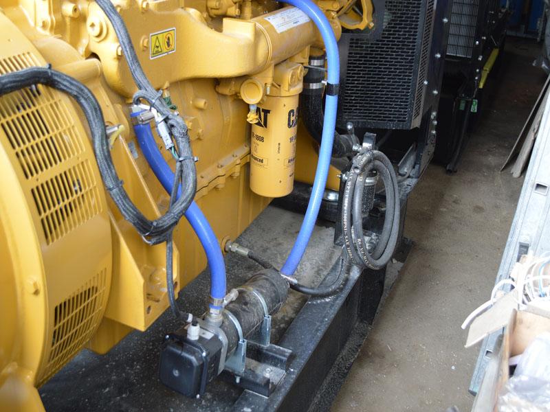 Дизельгенераторы Cat C-15 отгружены в Нижневартовскя